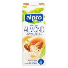 ALPRO ALMOND MILK UNSWEETENED 1LT