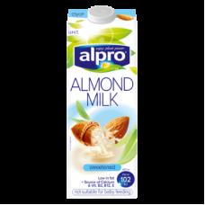 ALPRO ALMOND MILK SWEETENED 1LT
