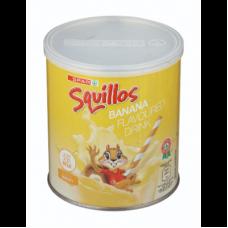 SPAR SQUILLOS BANANA 500GR
