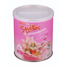 SPAR SQUILLOS STRAWBERRY 500GR