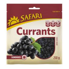 SAFARI CURRANTS 250GR