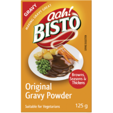 BISTO GRAVY POWDER 125GR