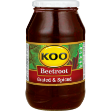 KOO BEETROOT GRATED JAR 780GR