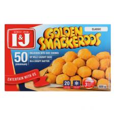 I&J GOLDEN SMACKEROOS CLASSIC 800GR