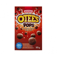 BOKOMO OTEES POPS CHOCOLATE FLAVOUR 375GR