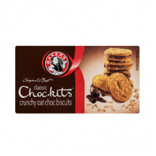 BAKERS CHOCKITS CLASSIC CHOCOLATE 200GR