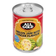 ALL GOLD JAM MELON WITH GINGER 450GR
