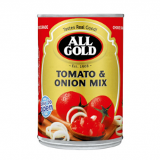ALL GOLD TOMATO AND ONION MIX 410GR