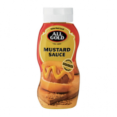 ALL GOLD MUSTARD SAUCE 500ML