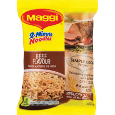 MAGGI 2 MINUTE NOODLES BEEF 73GR