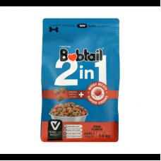 BOBTAIL 2 IN 1 STEAK & MOIST MEAT 1.5KG