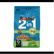 BOBTAIL 2 IN 1 CHICKEN & VEGGIES 1.5KG