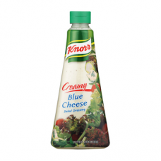 KNORR SALAD DRESSING CREAMY BLUE CHEESE 340ML