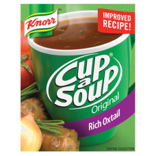 KNORR CUP A SOUP RICH OXTAIL 80GR