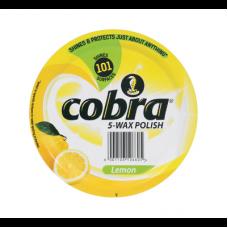 COBRA WAX POLISH LEMON 350ML