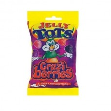 BEACON BAG JELLY TOTS CRAZIBERRIES 100GR