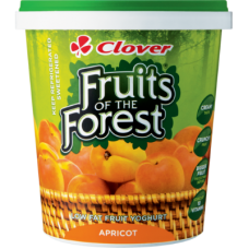 CLOVER FRUIT OF THE FOREST YOGHURT APRICOT 1KG