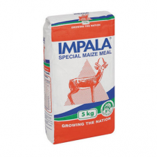 IMPALA SPECIAL MAIZE MEAL 5KG