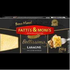 FATTI'S & MONI'S LASAGNE 250GR