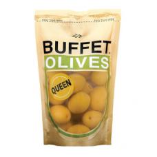 BUFFET OLIVES GREEN QUEEN 200GR