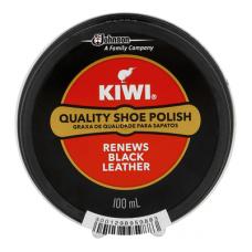 KIWI POLISH PASTE BLACK 100ML