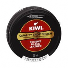 KIWI POLISH PASTE BLACK 50ML