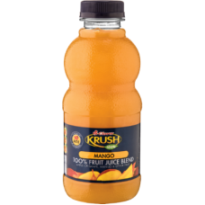 CLOVER KRUSH 100% FRUIT JUICE BLEND MANGO 500ML