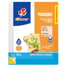 CLOVER CHEESE TUSSERS 200GR