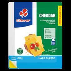 CLOVER CHEESE CHEDDAR 200GR