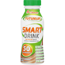 CLOVER FURURELIFE SMART DRINK VANILLA & CARAMEL 250ML
