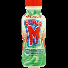 CLOVER SUPER M CREME SODA 300ML