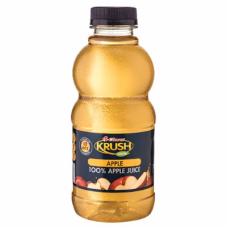 CLOVER KRUSH 100% FRUIT JUICE BLEND APPLE 500ML