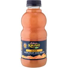 CLOVER KRUSH 100% FRUIT JUICE BLEND GUAVA 500ML