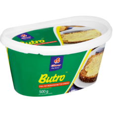 CLOVER BUTRO BUTTER SPREAD TUB 500GR
