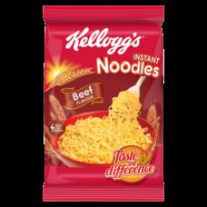 KELLOGG'S NOODLES BEEF 70GR