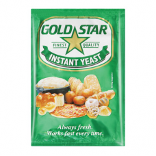 GOLD STAR INSTANT YEAST 10GR
