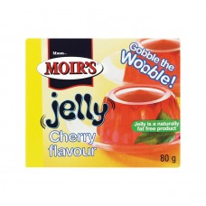MOIRS JELLY CHERRY 80GR