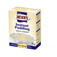 MOIRS INSTANT PUDDING VANILLA 90GR