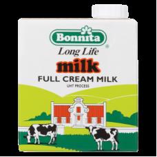 BONNITA MILK LONG LIFE FULLCREAM 500ML