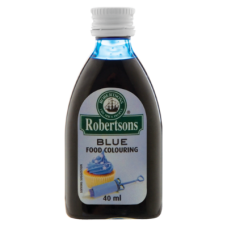 ROBERTSONS COLOURING BLUE 40ML