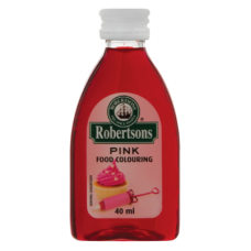 ROBERTSONS COLOURING PINK 40ML