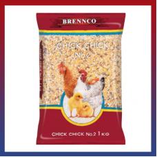 BRENNCO CHICK CHICK NO 2 10KG