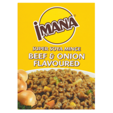 IMANA SOYA MINCE BEEF & ONION 200GR