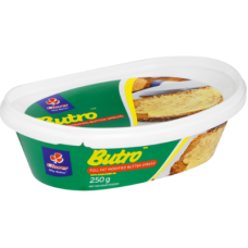 CLOVER BUTRO BUTTER SPREAD TUB 250GR