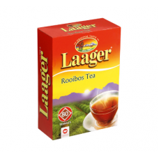 LAAGER TAGLESS TEABAGS ROOIBOS 80'S