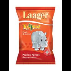 LAAGER TEA 4 KIDZ PEACH & APRICOT 40'S
