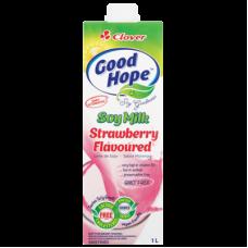 CLOVER GOOD HOPE SOY SHAKE STRAWBERRY 1LT