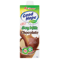 CLOVER GOOD HOPE SOY SHAKE CHOCOLATE 1LT