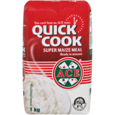 ACE SUPER MAIZE MEAL QUICK 1KG
