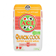 ACE SUPER MAIZE MEAL QUICK 2.5KG